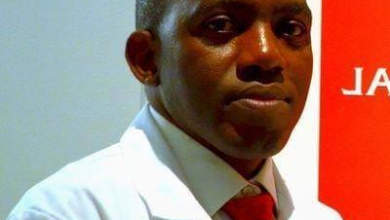 Photo of Cameroonian Appointed Journal Of Global Neurosurgery's Deputy Editor-in-Chief