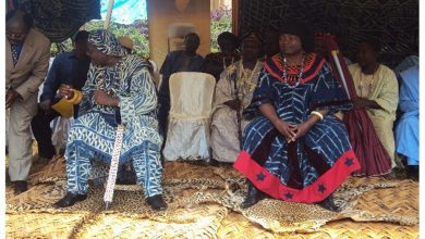 Photo of The Camouflage Of West Regional Traditional Rulers