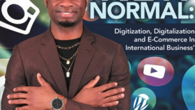 Photo of Cameroonian Author Publishes Book To Help  Start-Up Businesses, Small And Medium Size Enterprises Prosper In Digital World